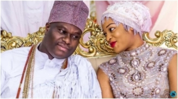 Why Ooni of Ife will not see Queen Naomi's newborn son till after six months